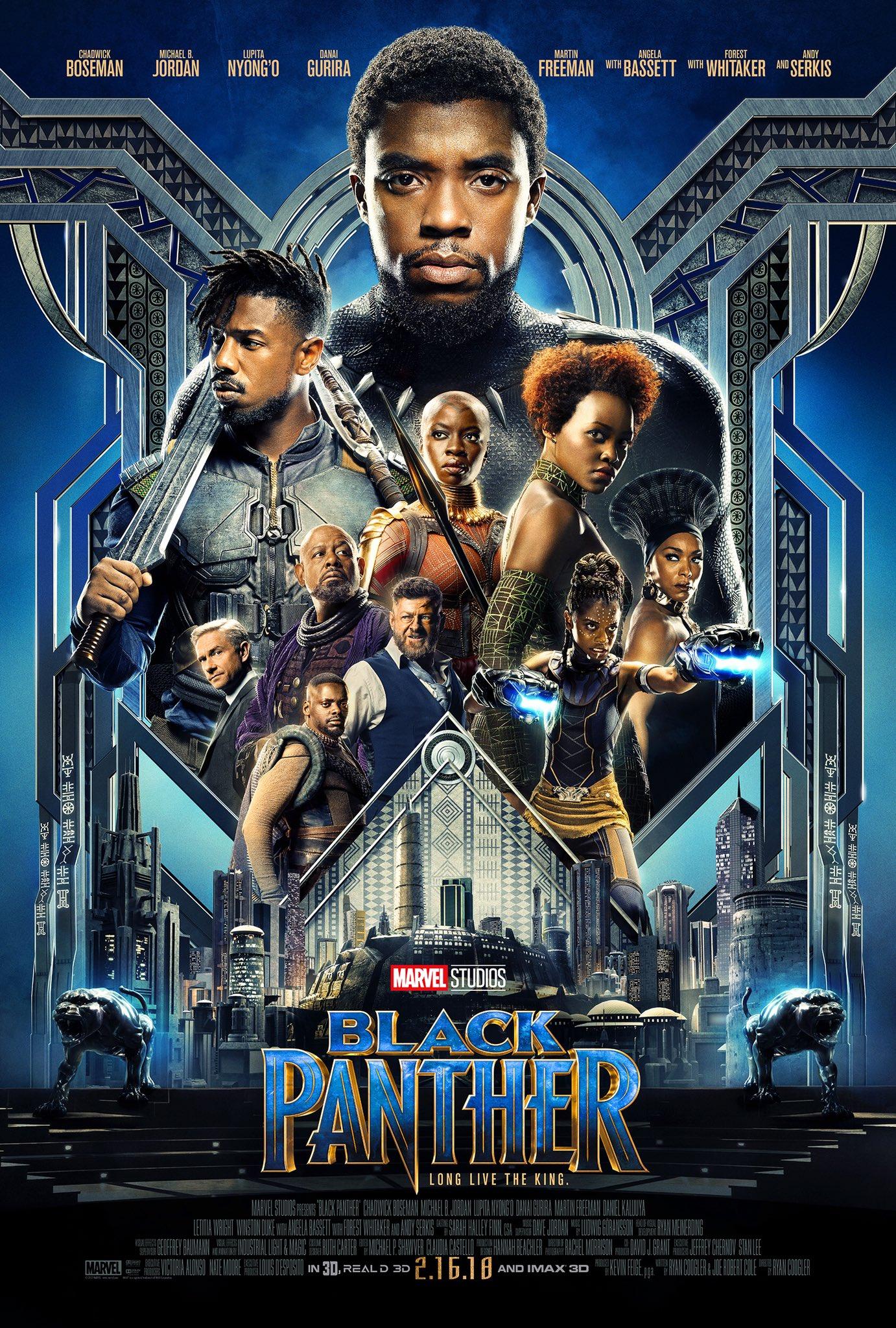Black Panther Poster #2
