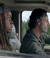 TWD 7x09 screencaptures