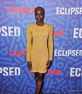 Danai Gurira at 'Eclipsed' Opening Night at Curran Theater