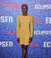 Danai Gurira at 'Eclipsed' Opening Night at Curran Theater