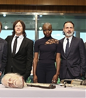 TWD Smithsonian event