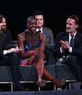 TWD Season 8 100th Episode Premiere and Party