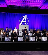 Avengers Endgame Global Junket