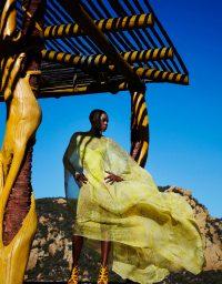 Danai Gurira - More Magazine Photoshoot 2013