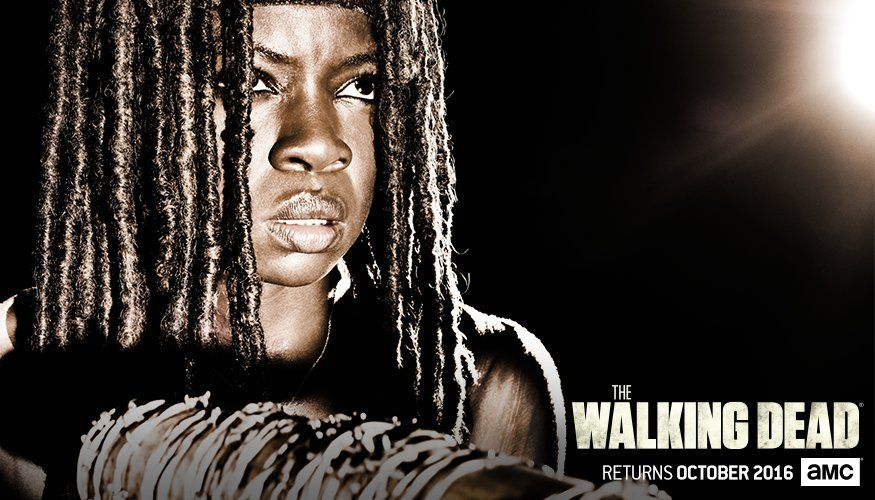 The Walking Dead - Season 7 - Character Portrait - Michonne