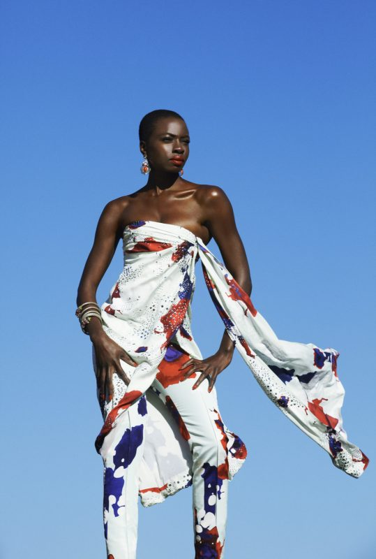 Danai Gurira - More Magazine Photoshoot 2013