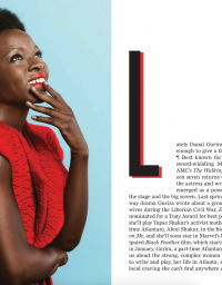 Danai Gurira Atlanta Magazine - 03
