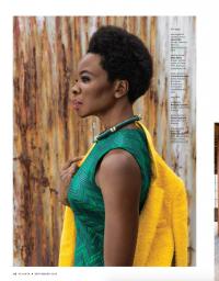 Danai Gurira Atlanta Magazine - 04