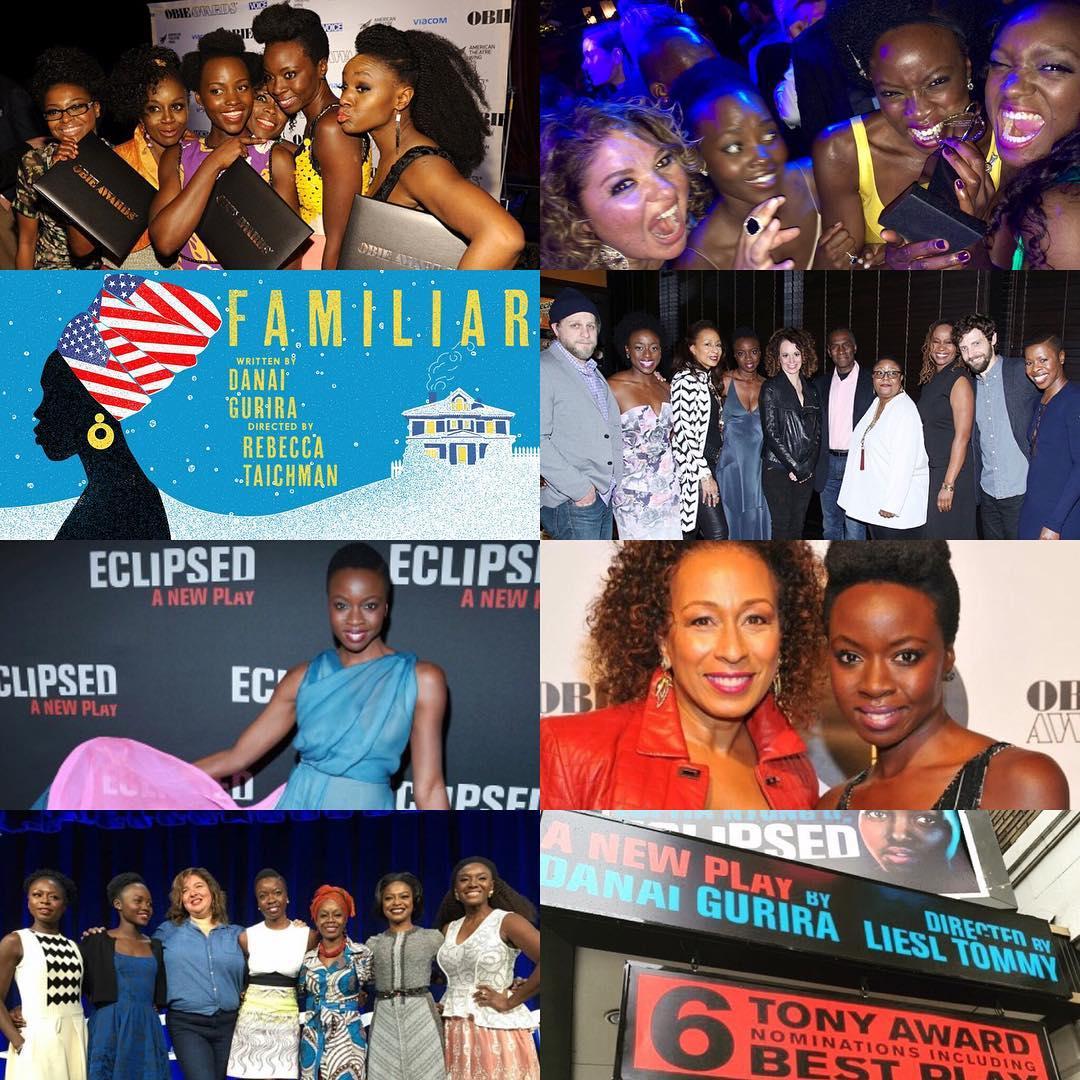 Danai Gurira gives thanks & says goodbye to 2016 on Instagram