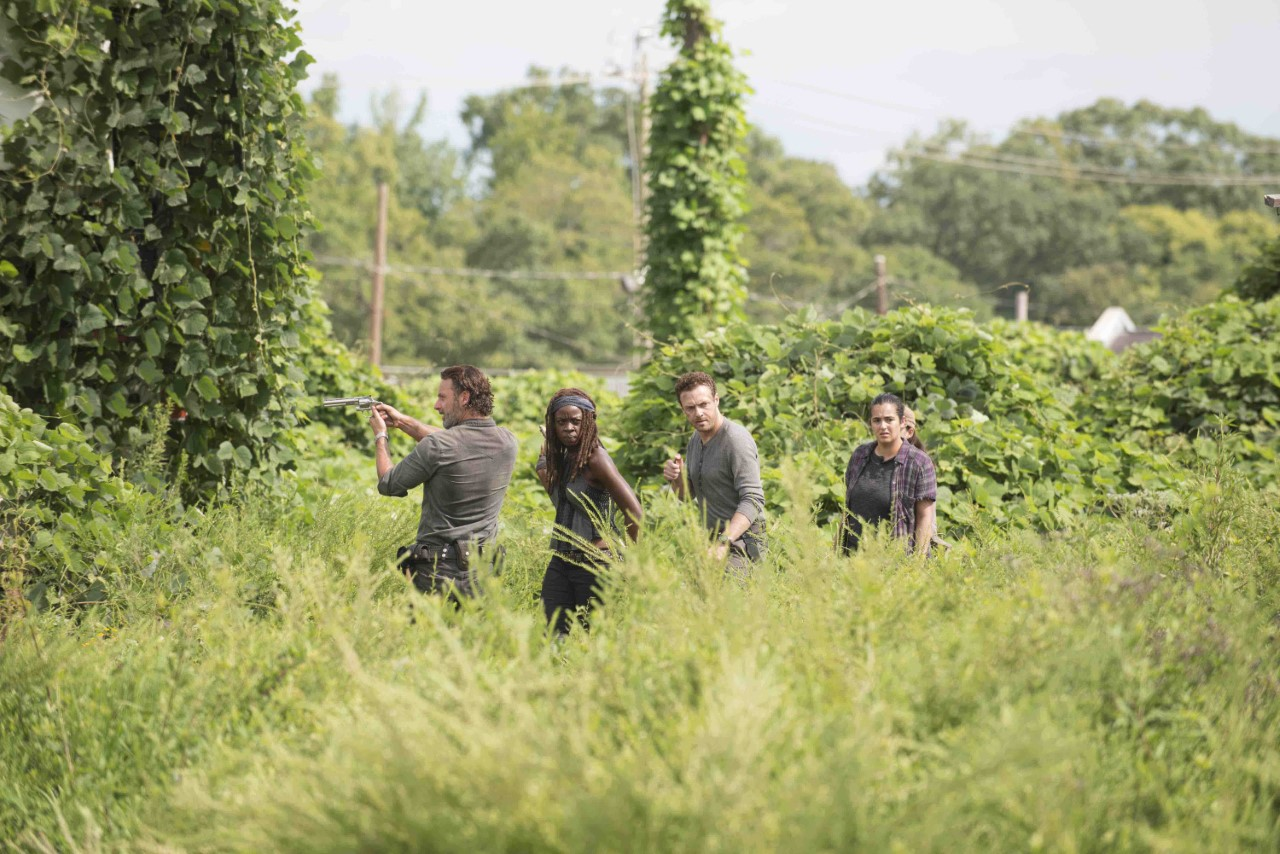More 'The Walking Dead' 7×09 Photos!