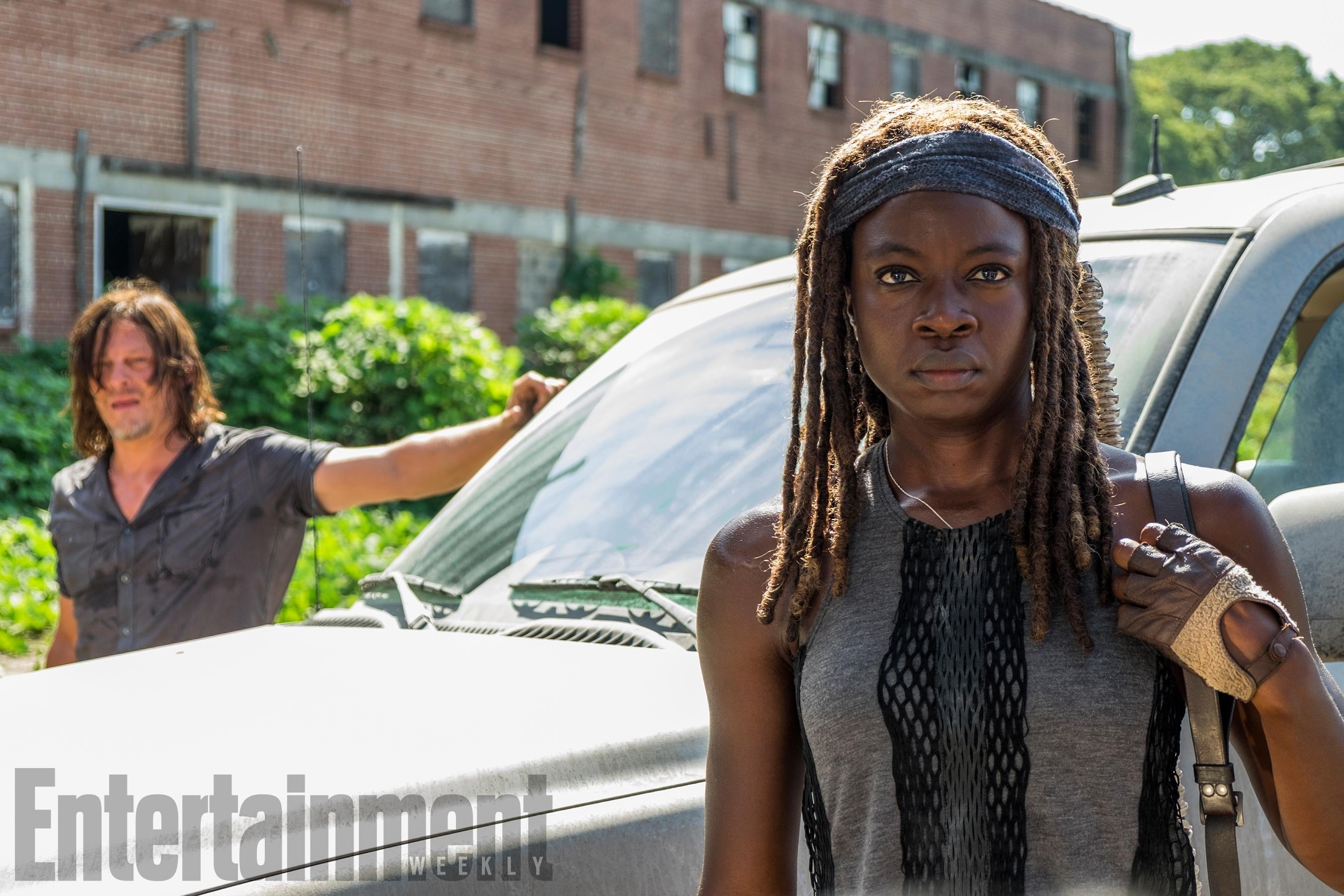 More stills & promo from 'The Walking Dead' 7×09
