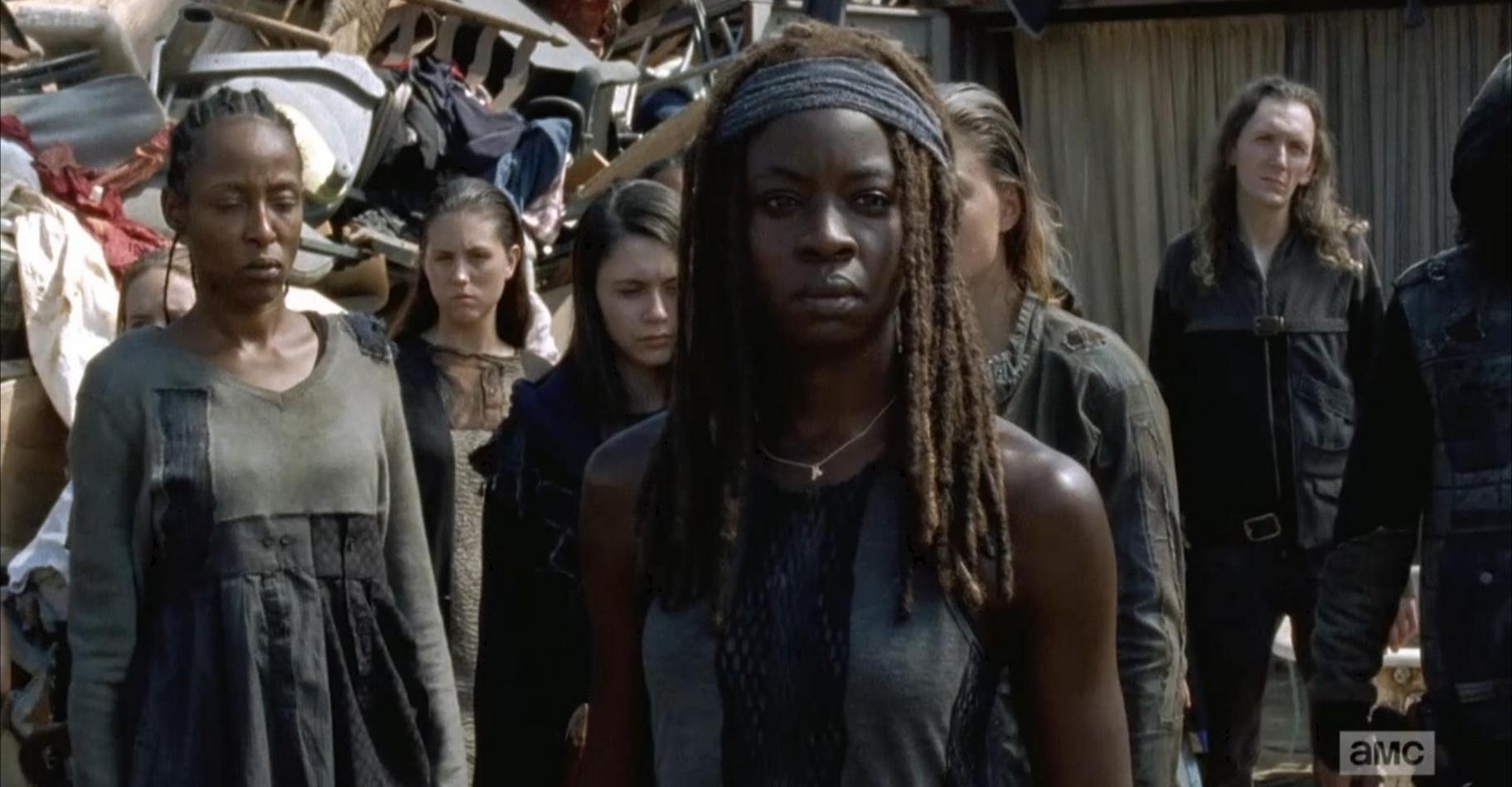 'The Walking Dead' 7×10 Captures & Stills