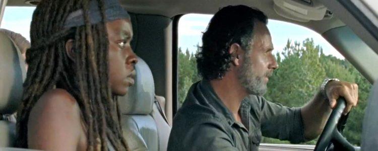 'The Walking Dead' 7×09 Sneak Peek: Roadblock