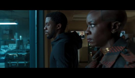 'Black Panther' Teaser Trailer