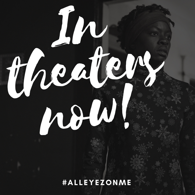 All Eyez On Me - In theaters now!