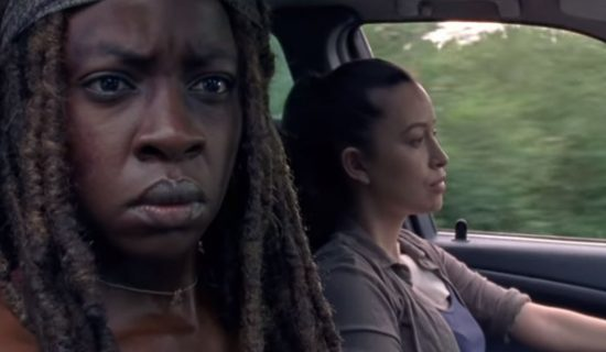 'The Walking Dead' Season 8 Comic-Con Trailer