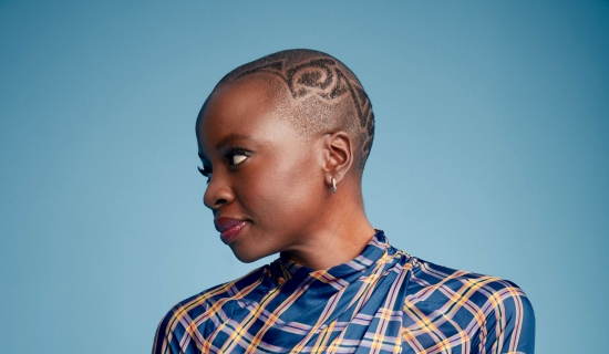 Danai Gurira at San Diego Comic Con 2017