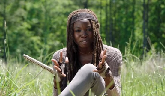 'The Walking Dead' cast thanks the fans for 100 episodes