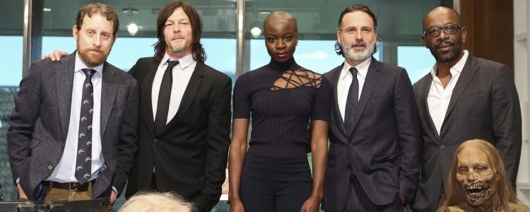 'The Walking Dead' donates artifacts to the Smithsonian