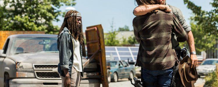 'The Walking Dead' 8×01 Stills