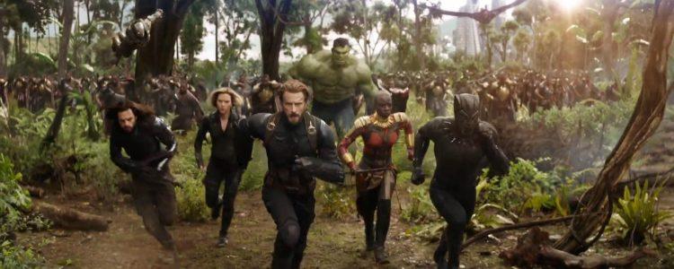'Avengers: Infinity War' First Trailer + Poster!