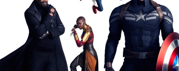New Marvel photoshoot for Vanity Fair
