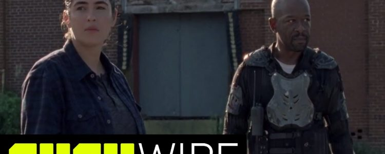 The Walking Dead exclusive clip: Season 8, Episode 7