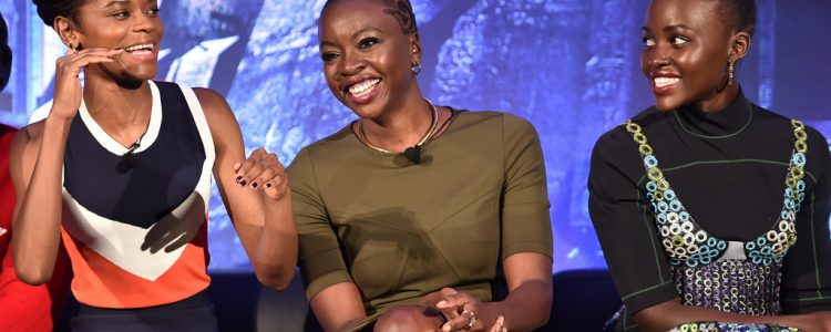 'Black Panther' Global Junket Press Conference