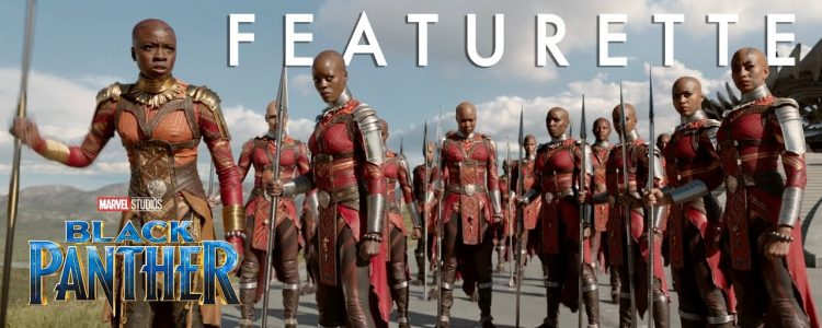 'Black Panther' Warriors of Wakanda Promo