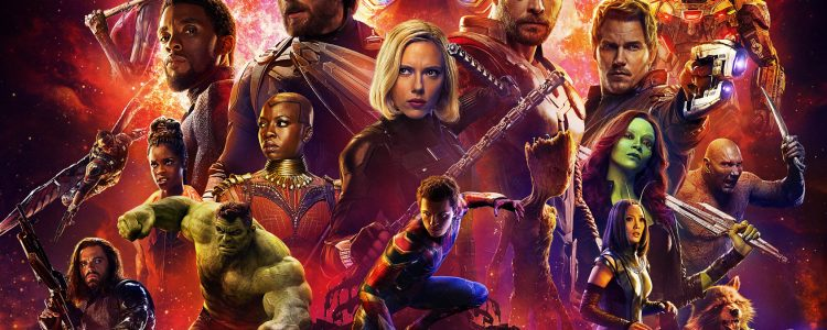 New 'Avengers: Infinity War' Trailer + Poster!