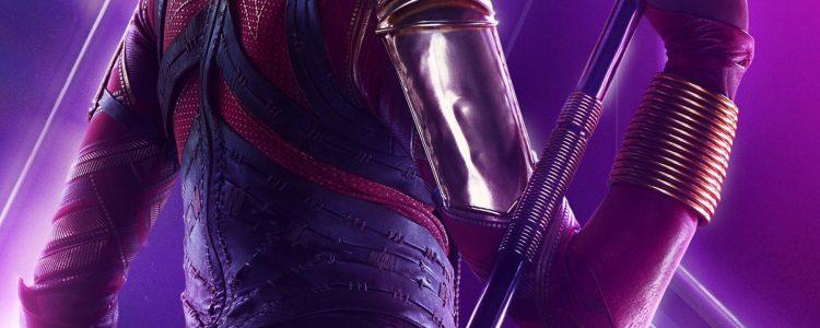 New 'Avengers: Infinity War' Okoye poster